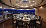 die neue Luxusyacht des russischen Präsidenten Dmitri Medwedew