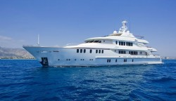 46 Meter Superyacht Mystic 250x144 - 46m Motoryacht Mystic von CMB Yachts