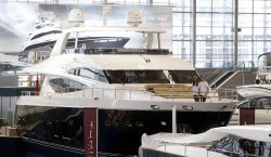 Princess 98 Luxusyacht 250x145 - Neuheiten auf der boot Düsseldorf 2013