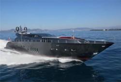 Superyacht Koji 250x170 - Superyacht Koji - sportliche Luxusklasse mit vielen Raffinessen