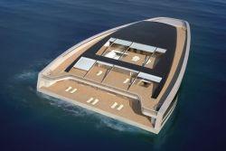 Wally Hermes Yacht.thumbnail - Luxusyacht Hausboot Wally Hermés Yacht