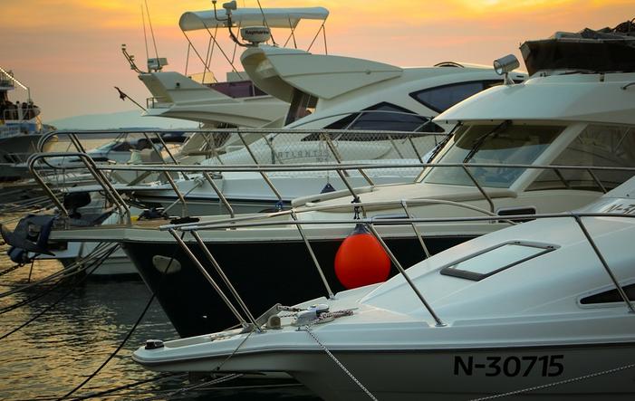 Yacht einmal anders – die Aktien der grössten Yachthersteller